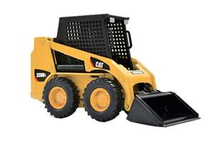 As Mini escavadeiras como vantagem competitiva